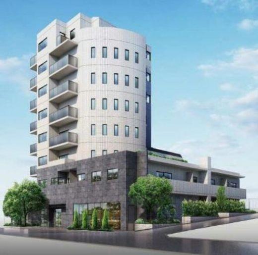 ブルーミング西麻布の建物写真メイン1
