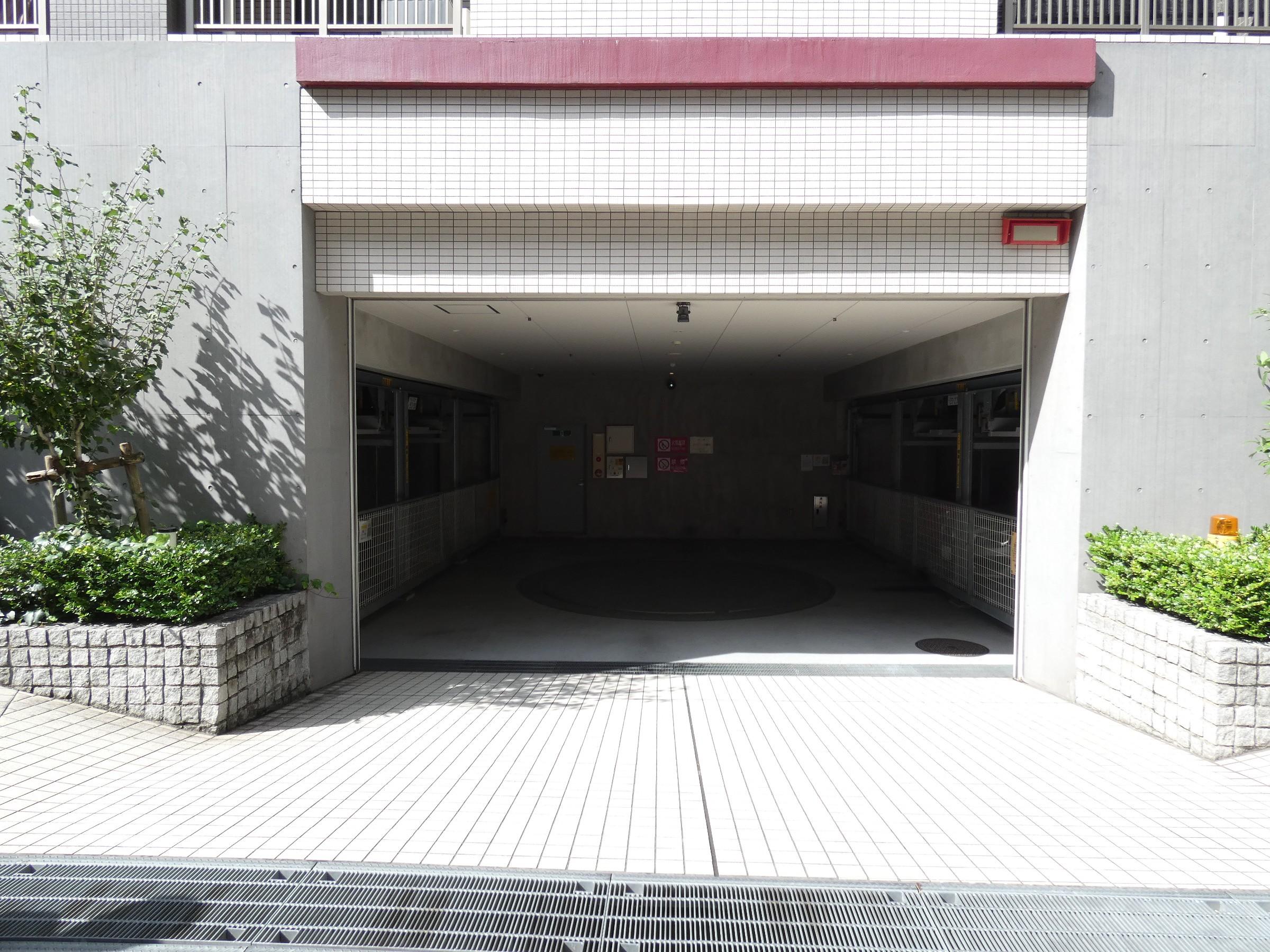 レジディアタワー中目黒の建物写真その他10