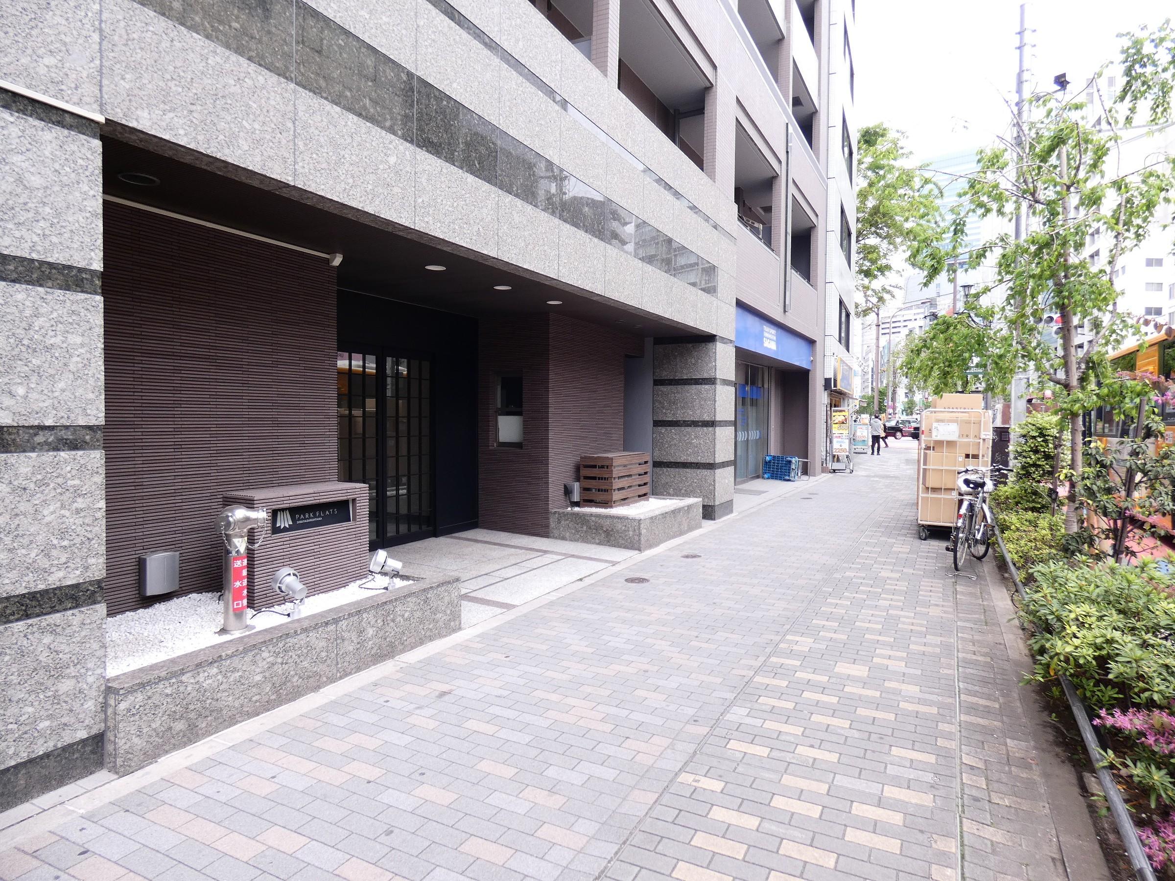パークフラッツ渋谷代官山の建物写真その他16