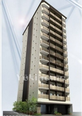 パークリュクス東麻布monoの建物写真メイン1