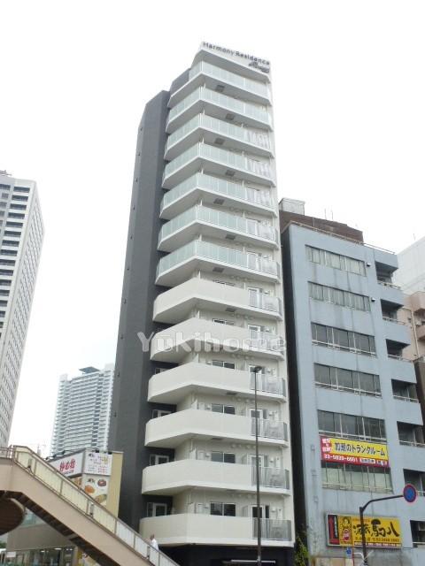 ハーモニーレジデンス三田の建物写真メイン1