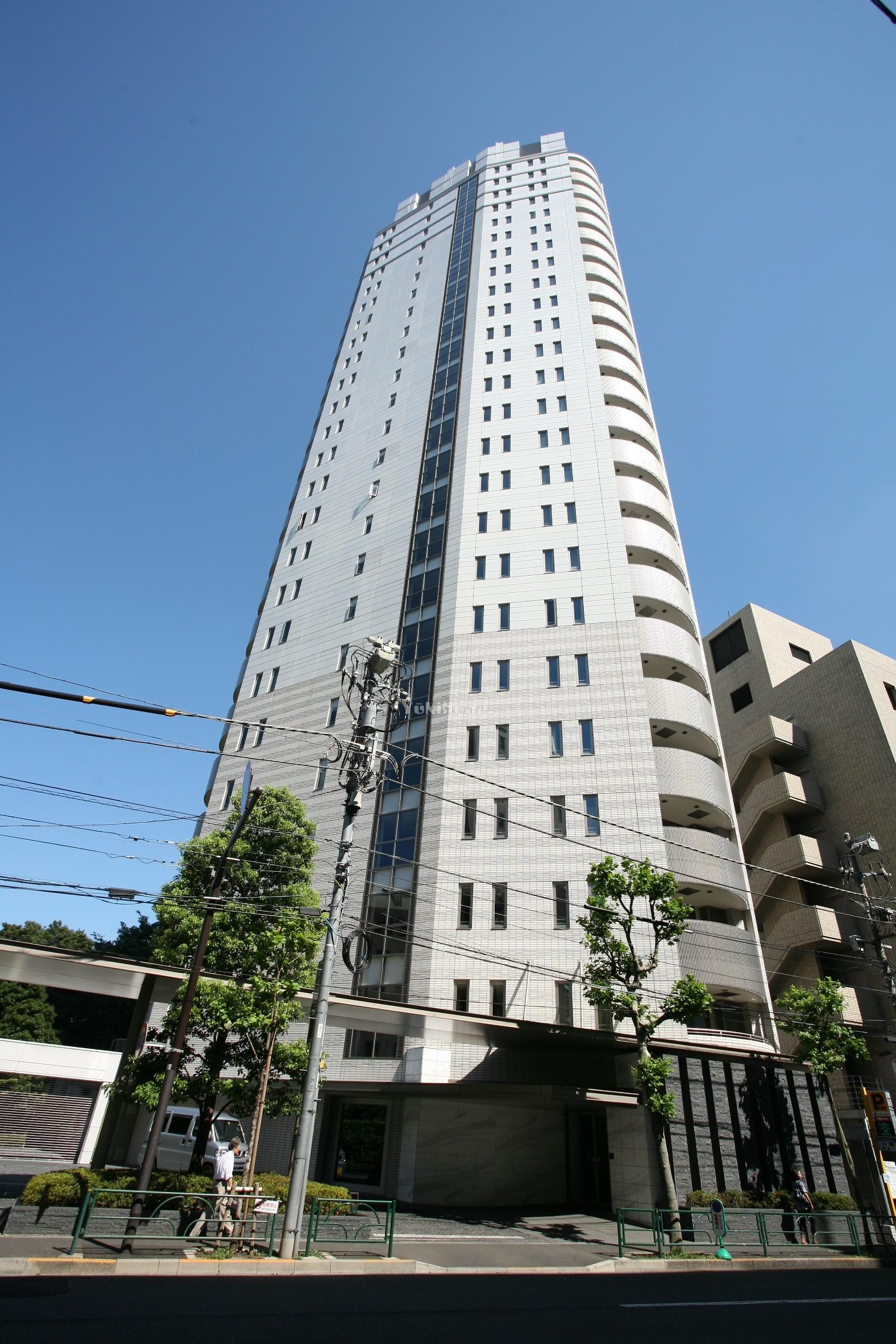乃木坂パークハウスの建物写真メイン1