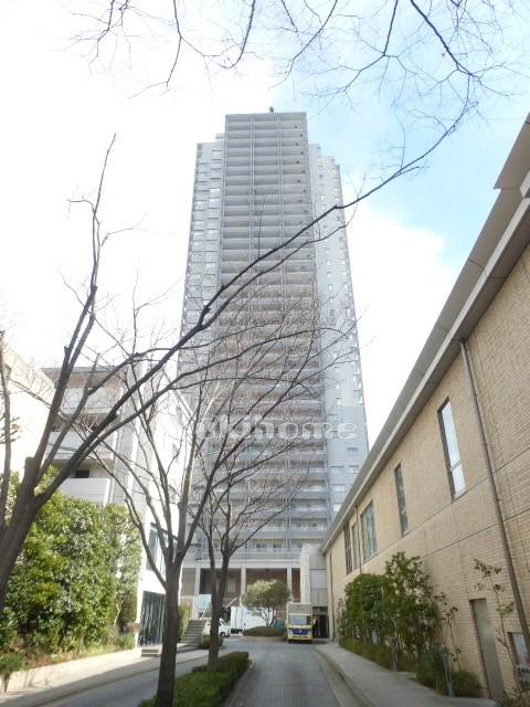 代官山アドレス ザ・タワーの建物写真メイン1
