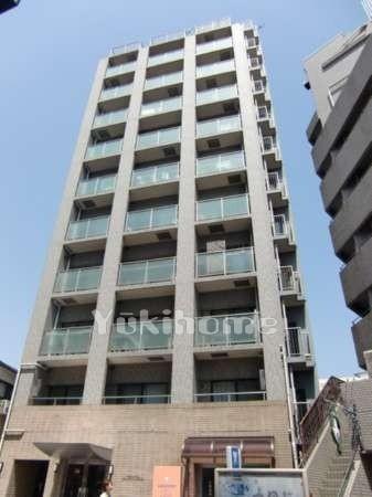 東急ドエル・グラフィオ広尾の建物写真メイン1