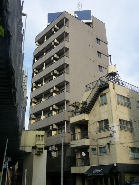 ガラ・シティ白金台の建物写真メイン1