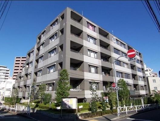 アパートメンツ東山の建物写真メイン1