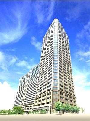 カテリーナ三田タワースイート イーストアークの建物写真メイン1