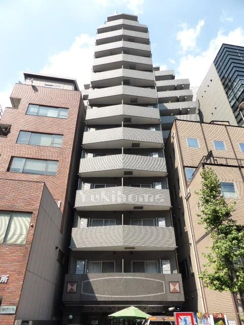 パレステュディオ三田の建物写真メイン1