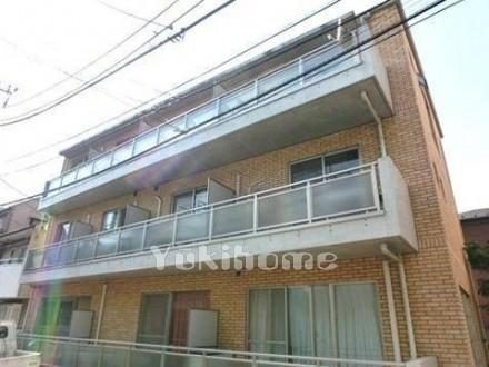 マインコート西麻布の建物写真メイン1