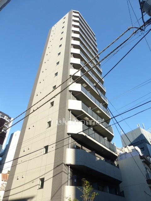 カーサスプレンディッド虎ノ門新橋の建物写真メイン1