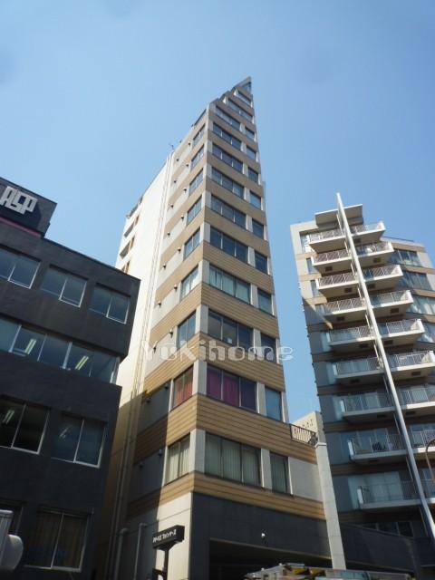 エスティメゾン麻布永坂の建物写真メイン1