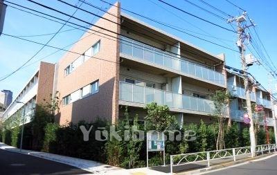 コンフォリア目黒青葉台の建物写真メイン1