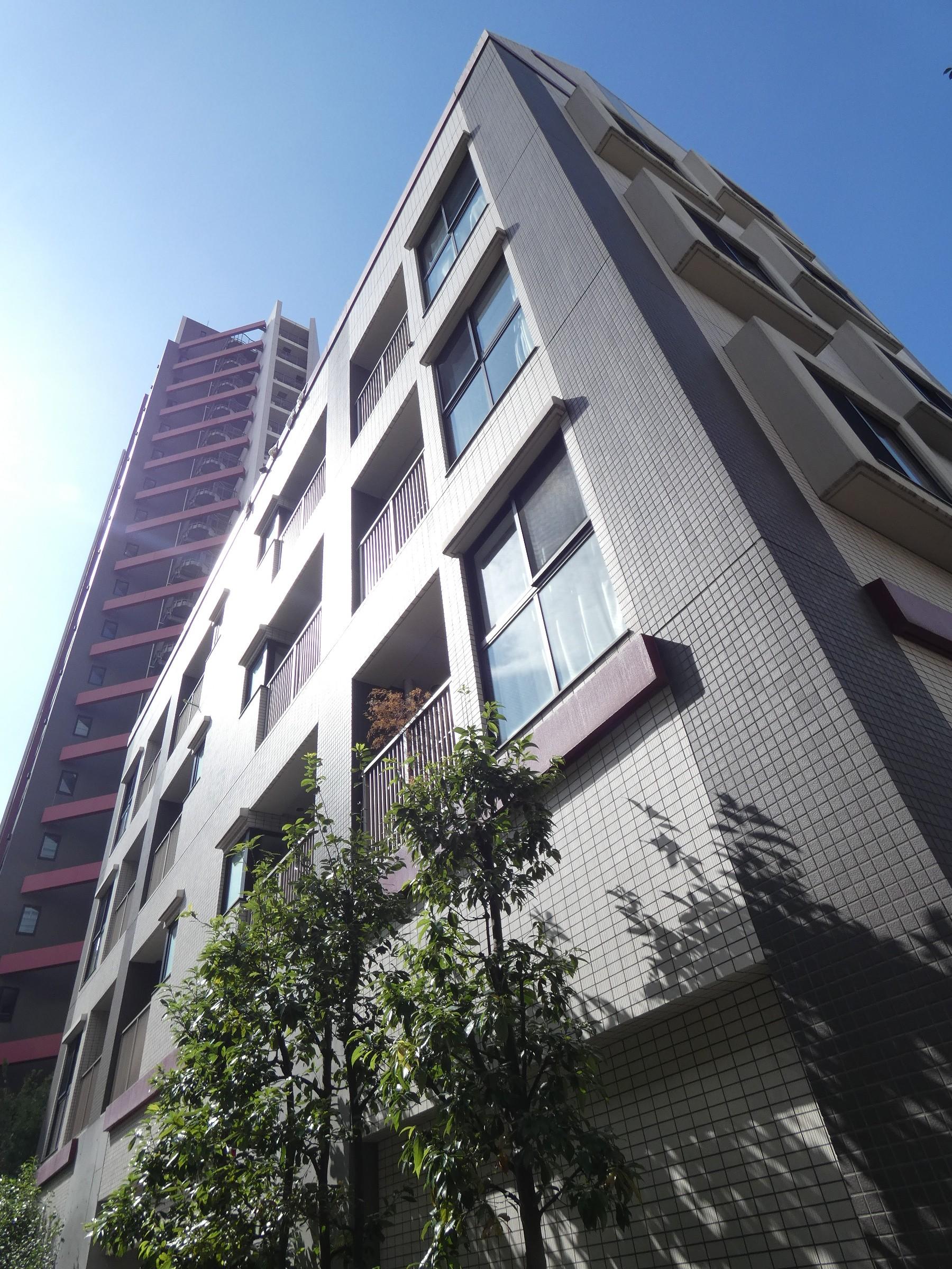 レジディアタワー中目黒の建物写真メイン1