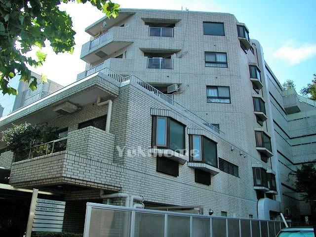 エクレール乃木坂の建物写真メイン1