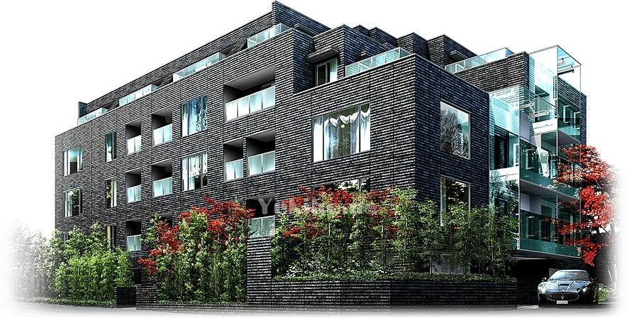 ジオグランデ元麻布の建物写真メイン1