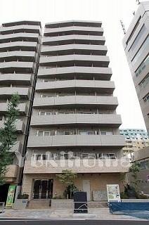 ステージグランデ高輪の建物写真メイン1