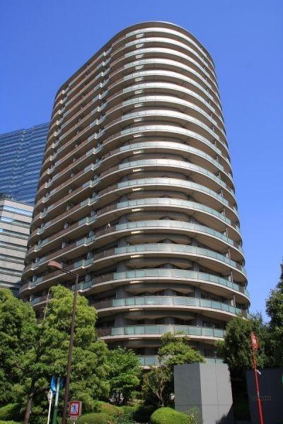 ゲートシティ大崎サウスパークタワーの建物写真メイン1
