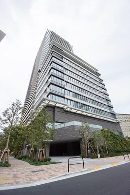 パークコート浜離宮ザタワーの建物写真メイン1