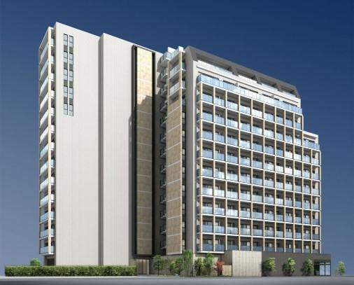 ピアース赤坂の建物写真メイン1
