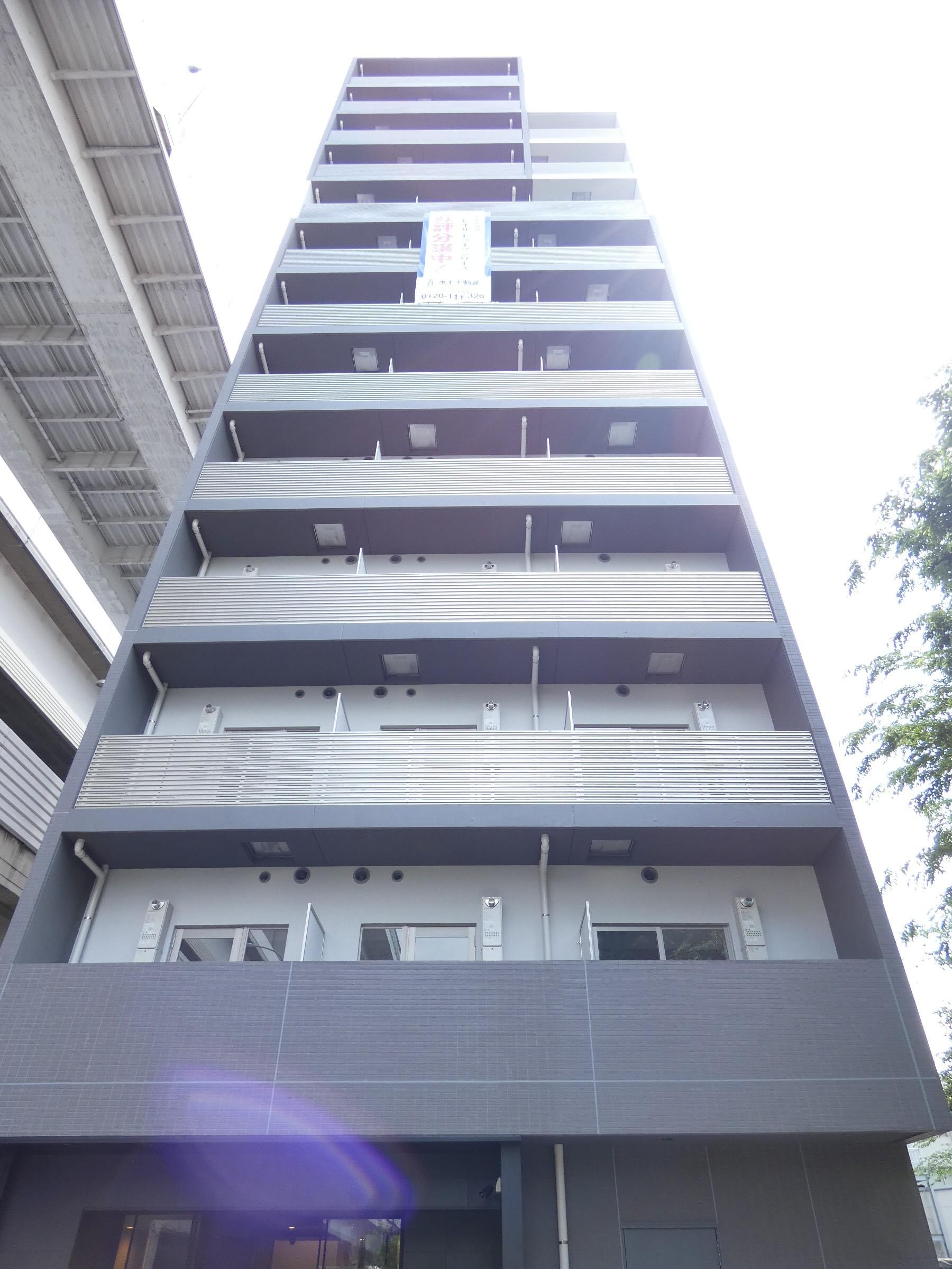 プレールドゥーク芝浦の建物写真メイン1