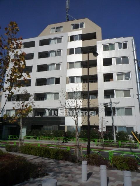レジディア恵比寿南の建物写真メイン1