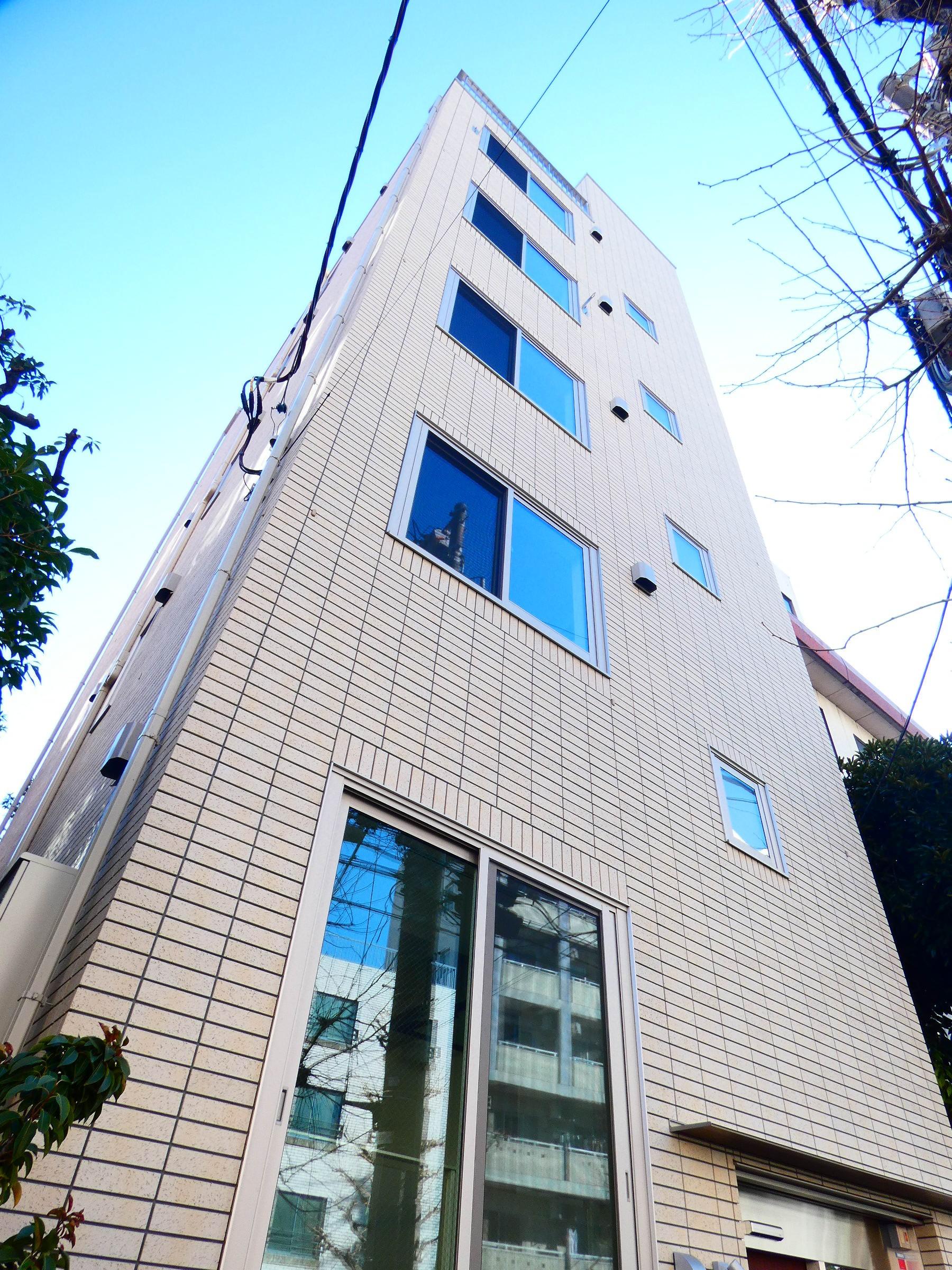 CREDO広尾の建物写真メイン1