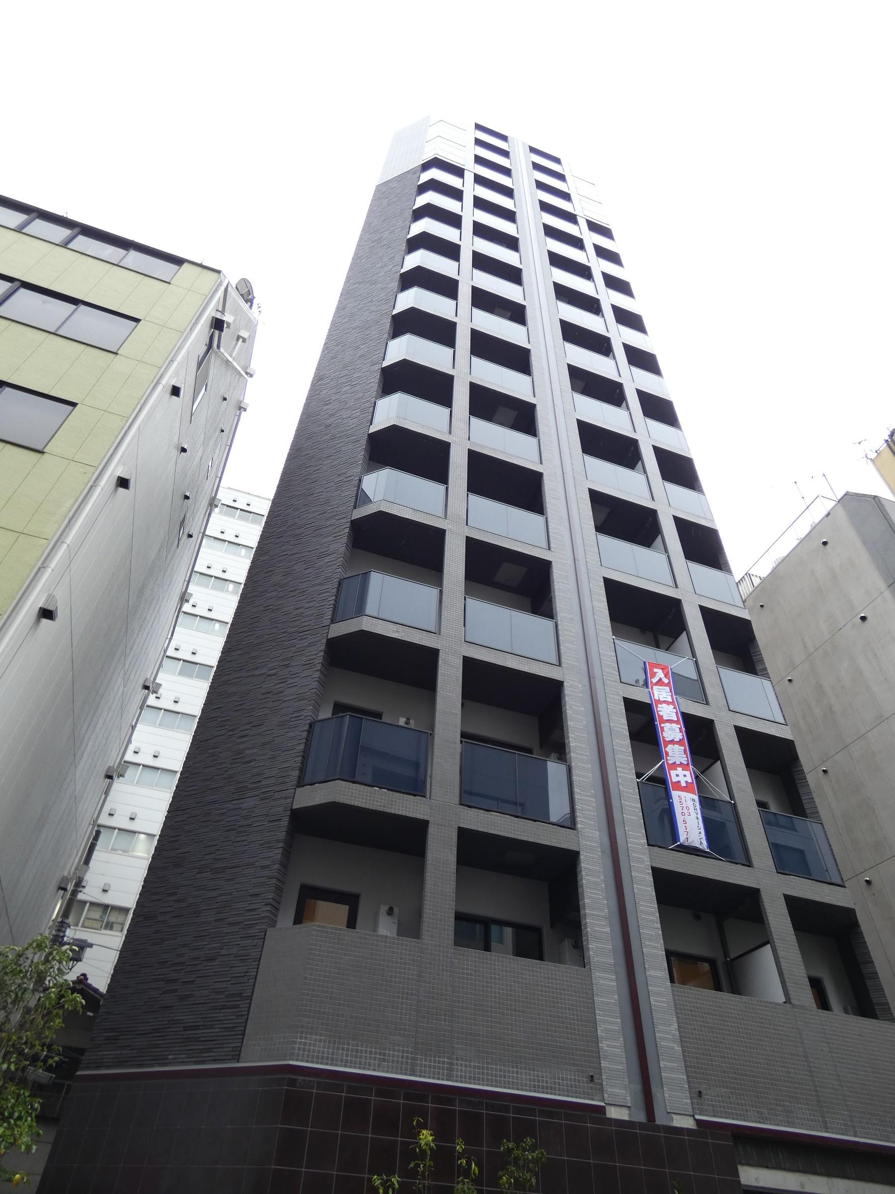 クレセント虎ノ門新橋の建物写真メイン1