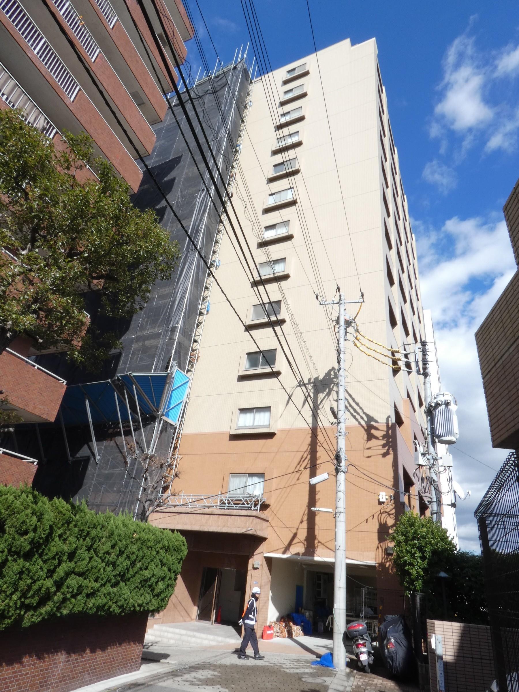 レジディア島津山の建物写真メイン1