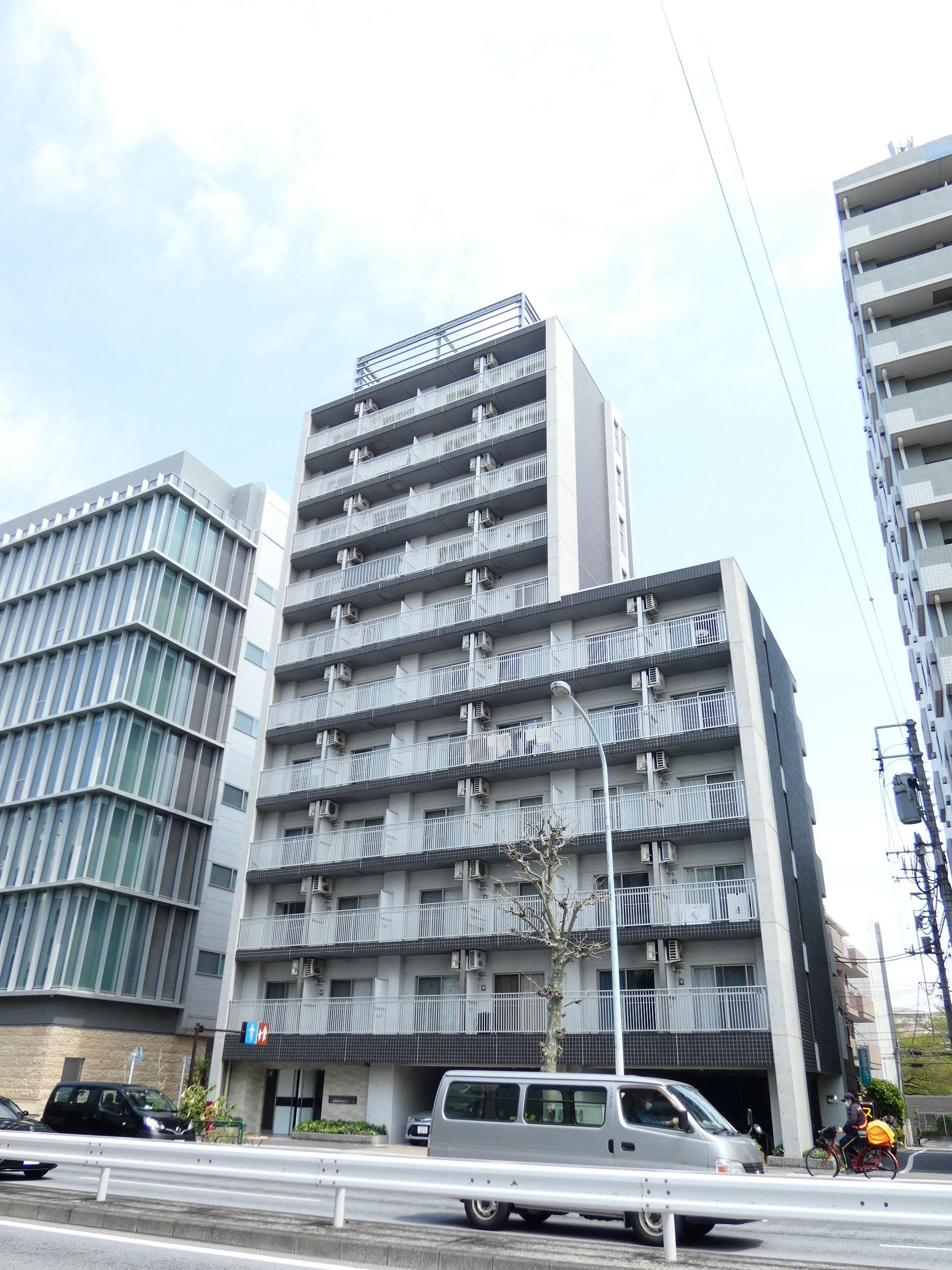 レジディア中目黒2の建物写真メイン1