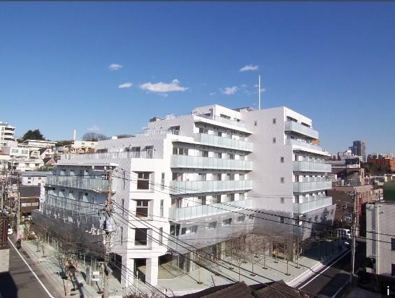 カスタリア中目黒の建物写真メイン1