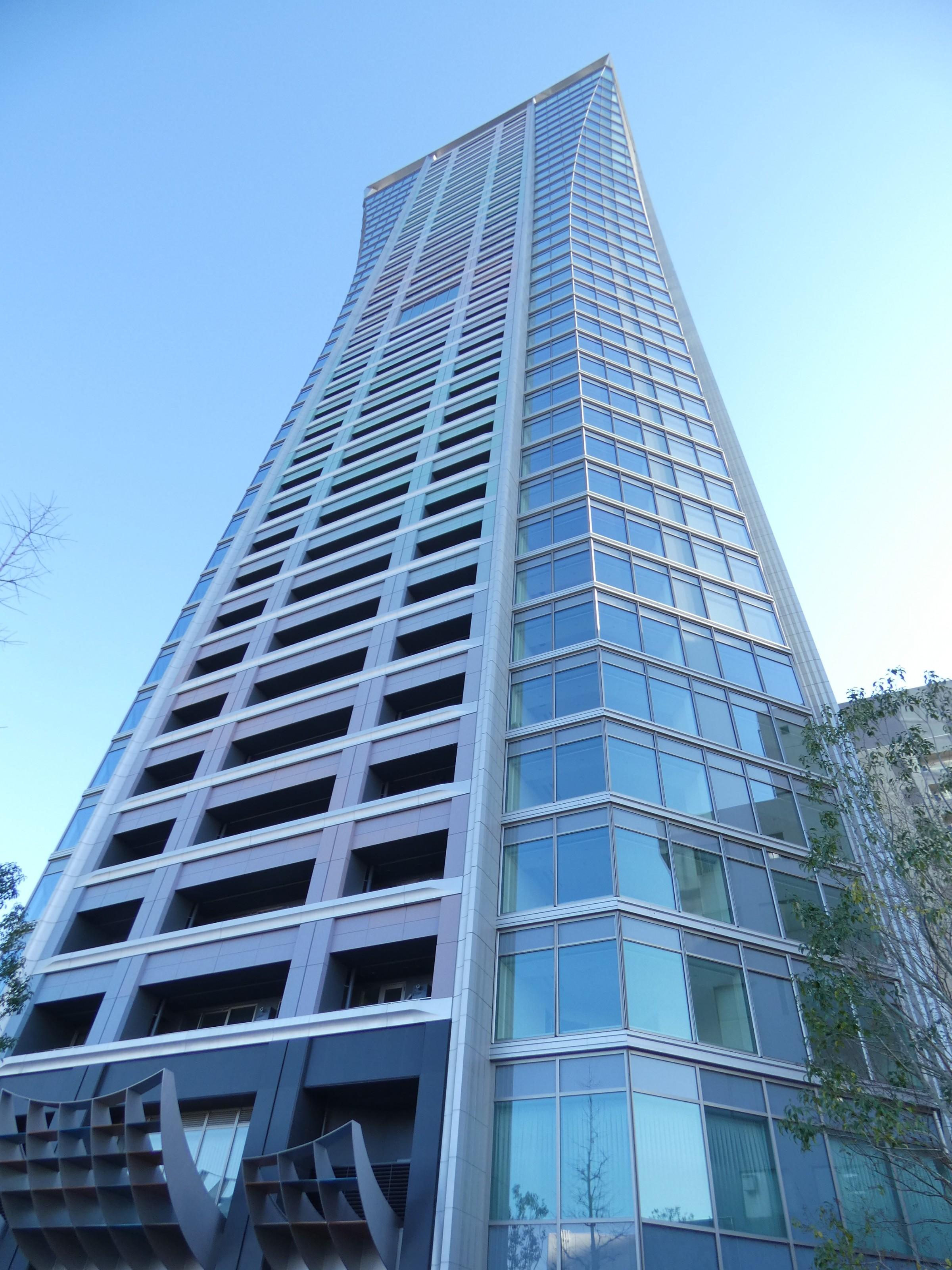 パークコート渋谷ザタワーの建物写真メイン1
