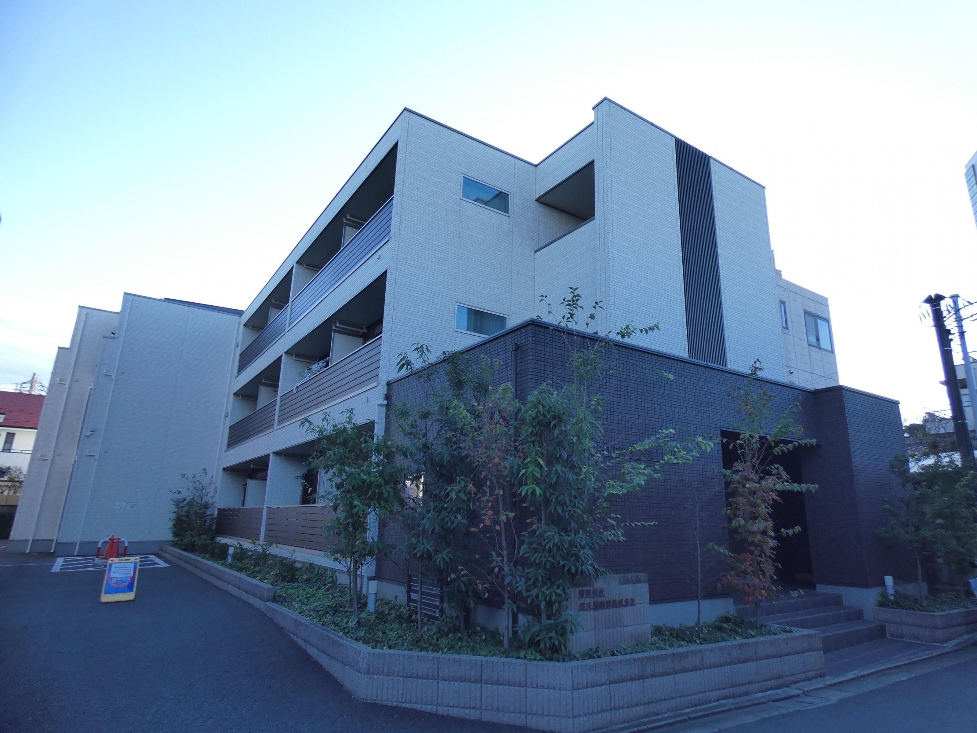 プランドール恵比寿ガーデンの建物写真メイン1