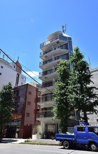 ドメイン広尾の建物写真メイン1