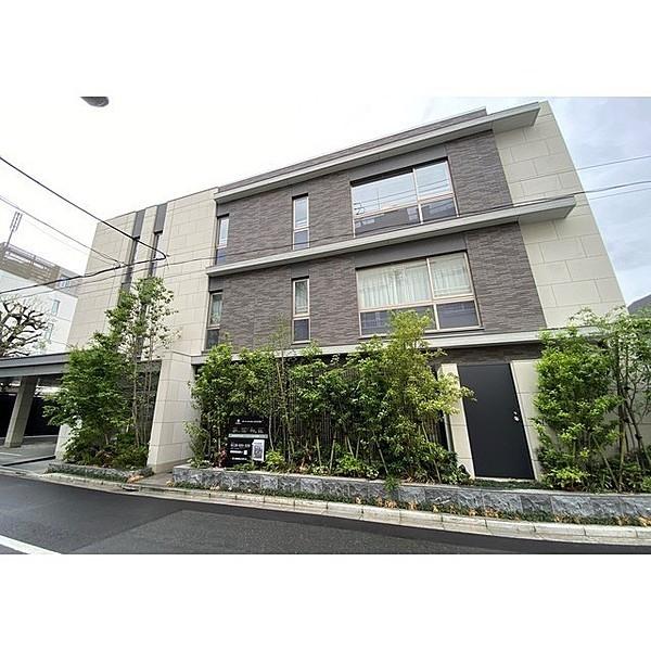 ザ・パークハウス目黒青葉台の建物写真メイン1