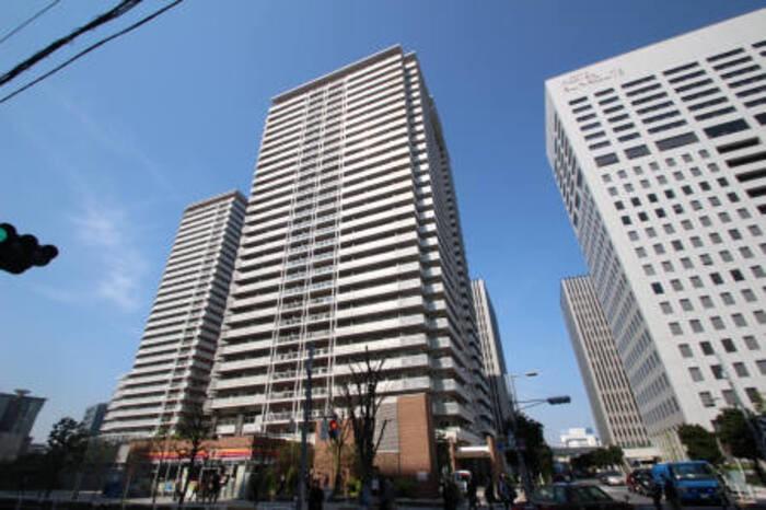 品川シーサイドビュータワーⅠの建物写真メイン1