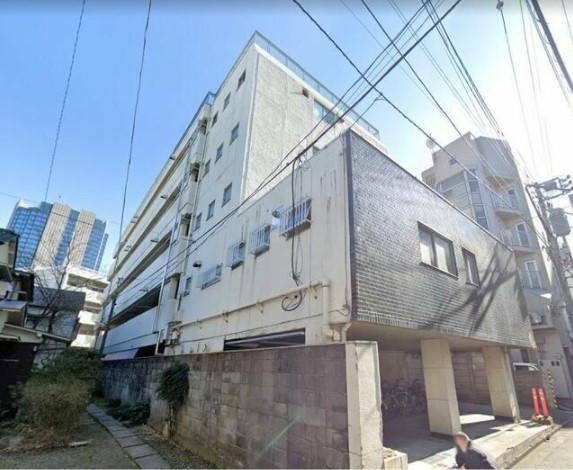 四谷芝本マンションの建物写真メイン1