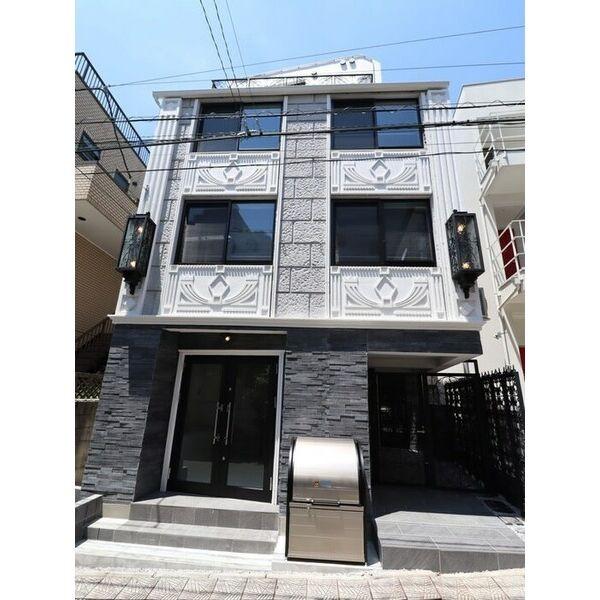 アローサル恵比寿南の建物写真メイン1
