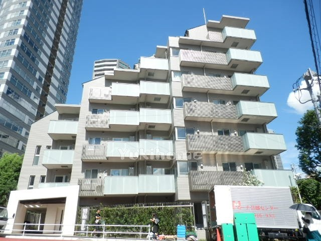 オープンレジデンシア六本木美術館前の建物写真メイン1