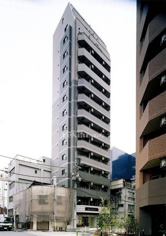 ガーラ芝御成門の建物写真メイン1