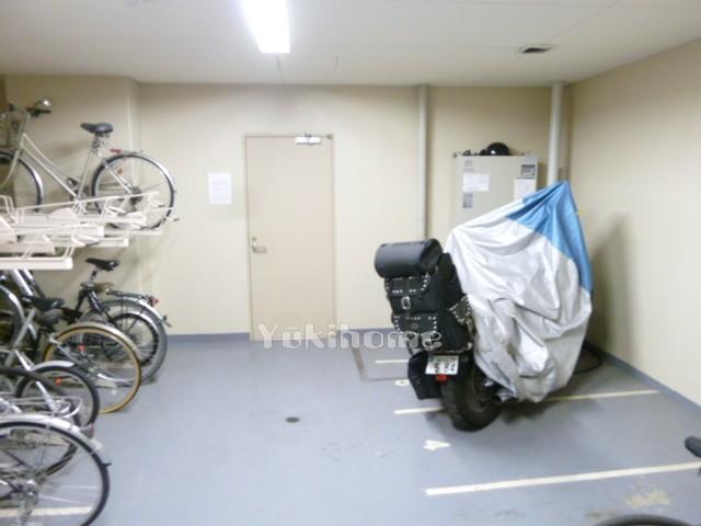 パークハビオ赤坂氷川町の建物写真その他24
