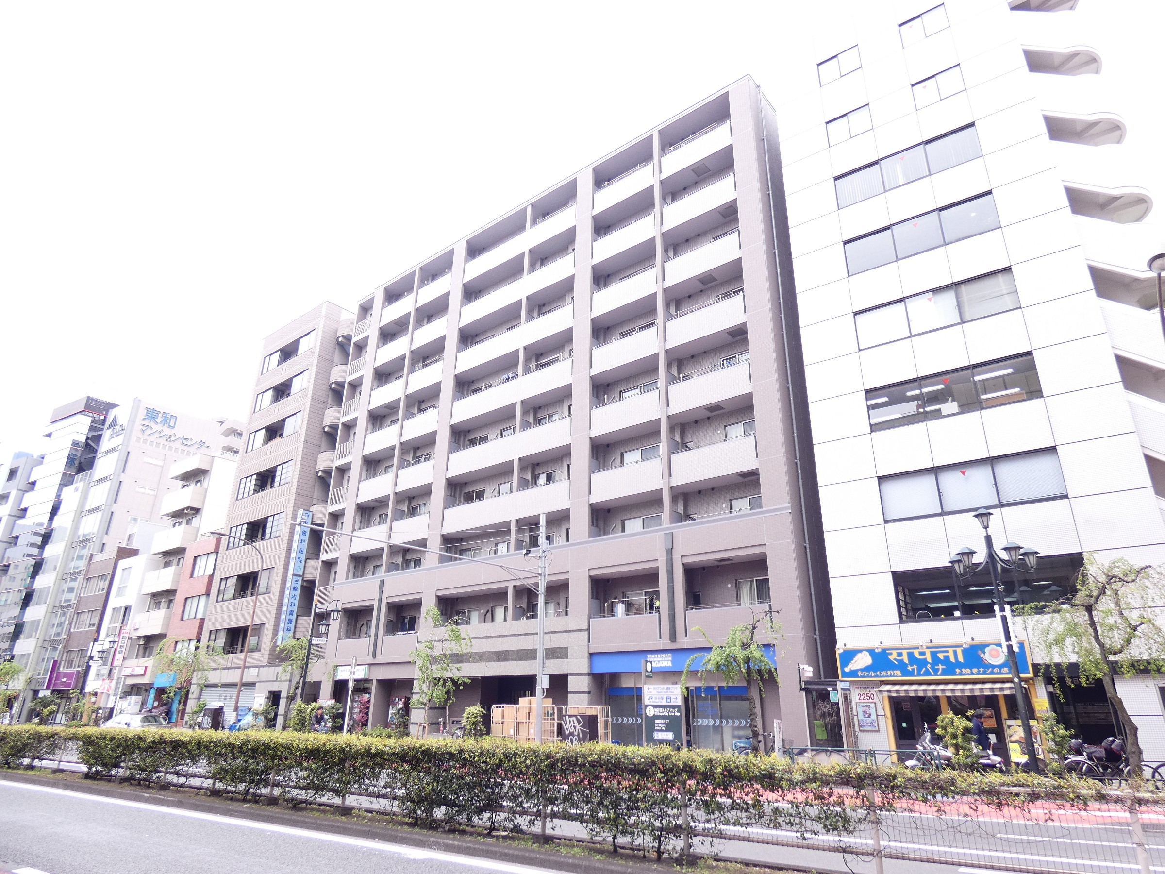 パークフラッツ渋谷代官山の建物写真その他2