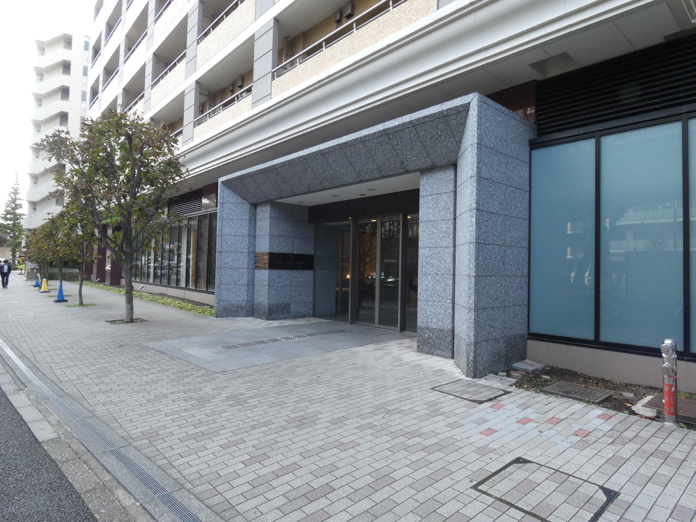 レジディアタワー目黒不動前の建物写真その他2