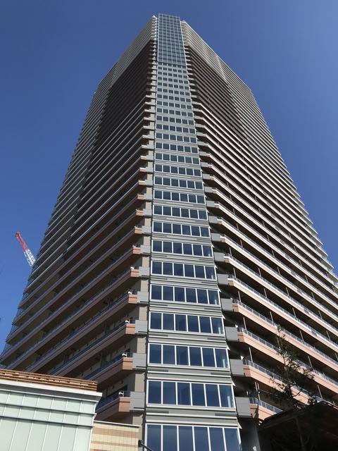 パークシティ武蔵小山 ザ タワーの建物写真その他2