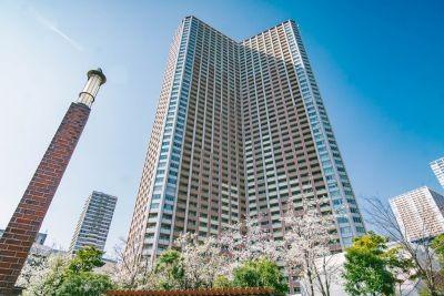 芝浦アイランドケープタワーの建物写真その他2