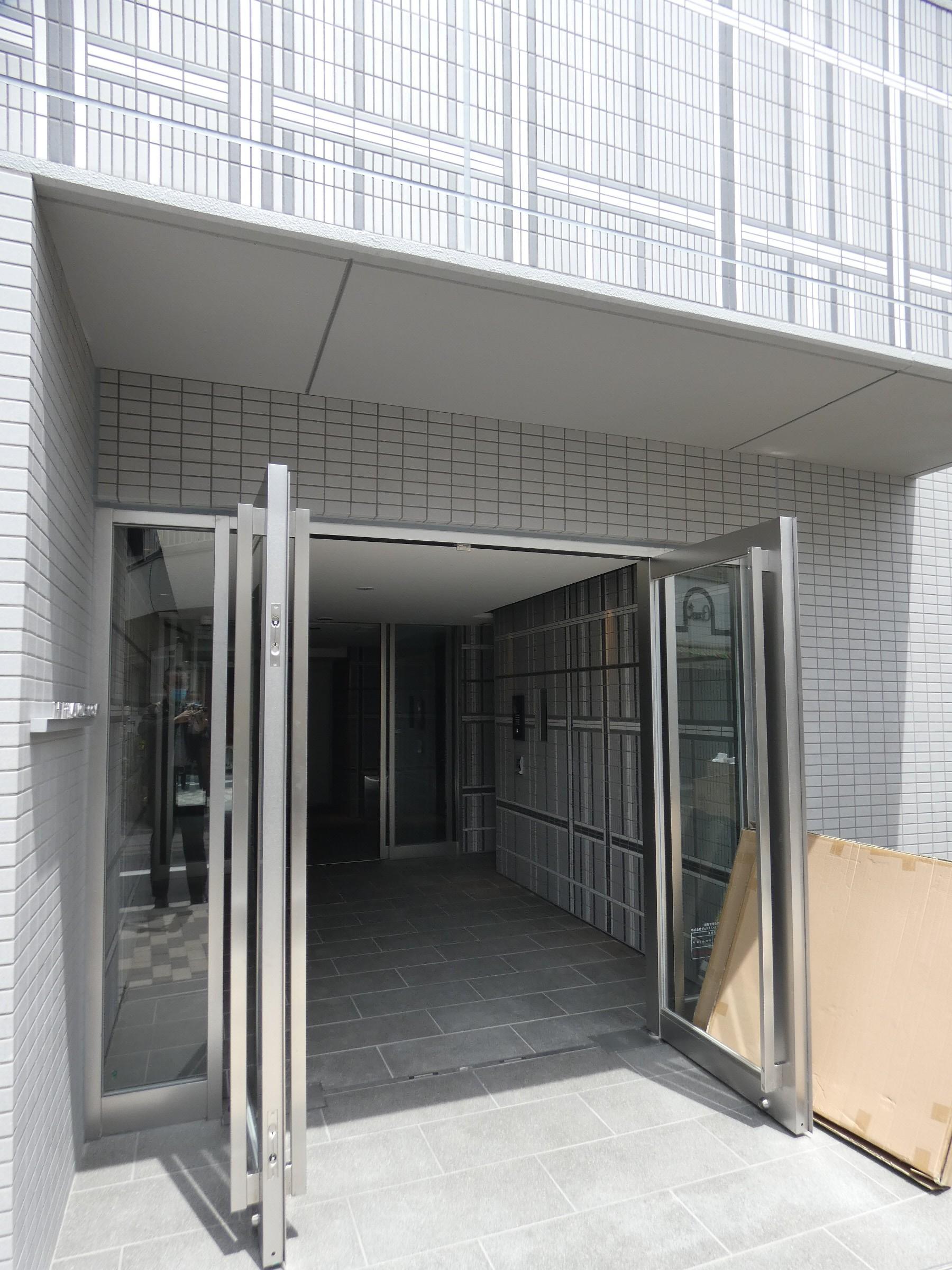 THE PREMIUM CUBE G 大崎の建物写真その他2