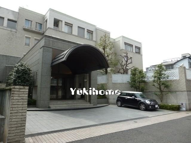 南青山高樹町パークマンションの建物写真その他3