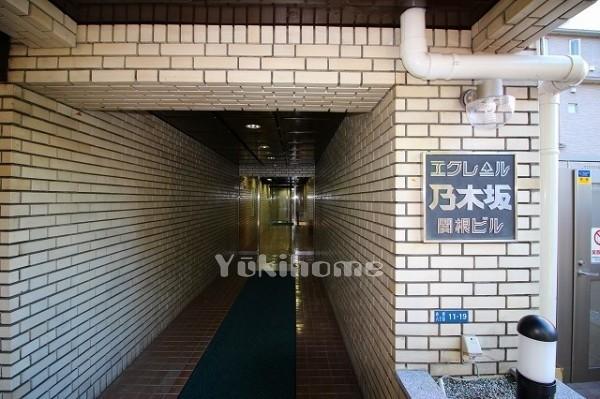 エクレール乃木坂の建物写真その他3