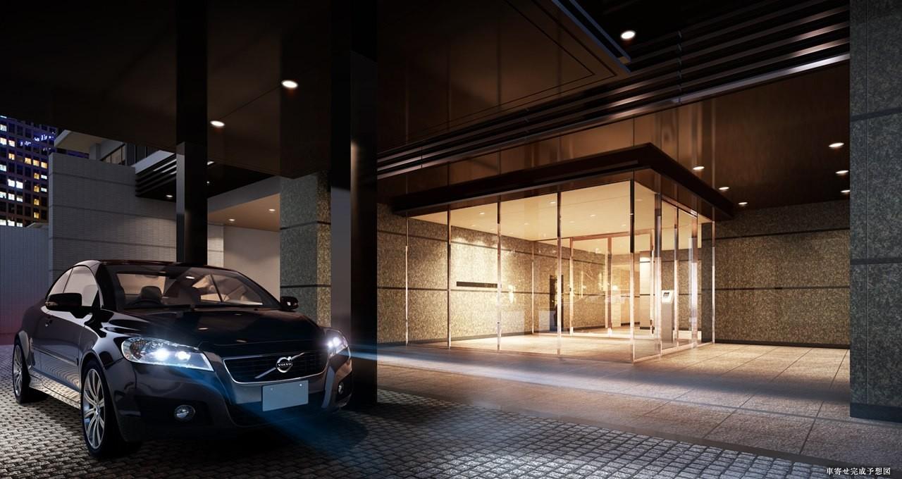 品川イーストシティタワーの建物写真その他3