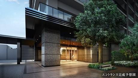 品川イーストシティタワーの建物写真その他4