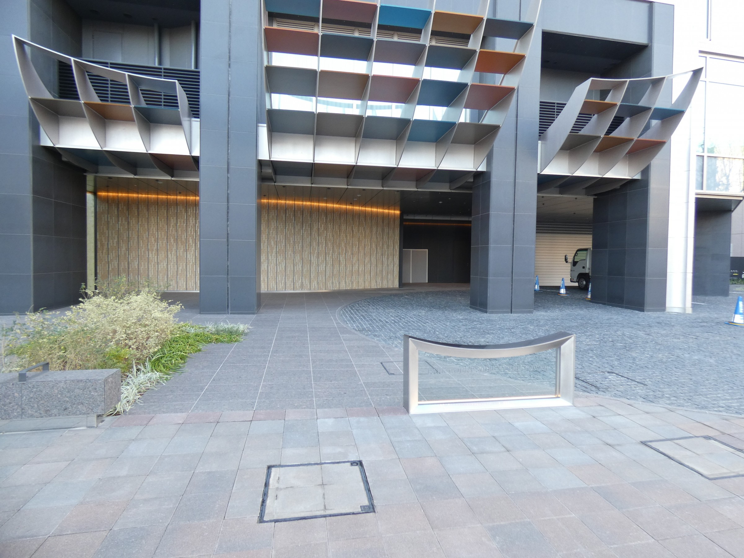 パークコート渋谷ザタワーの建物写真その他4